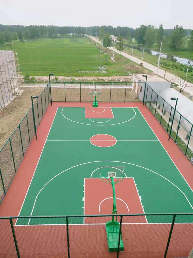 篮球场国际标准尺寸